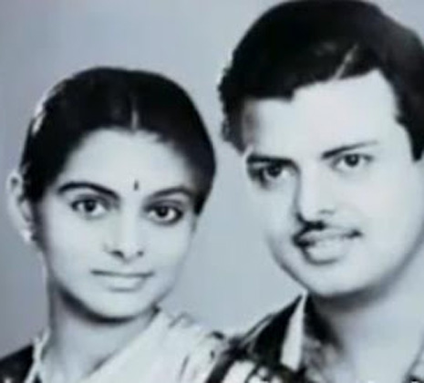 Rekha daughter of gemini ganesan