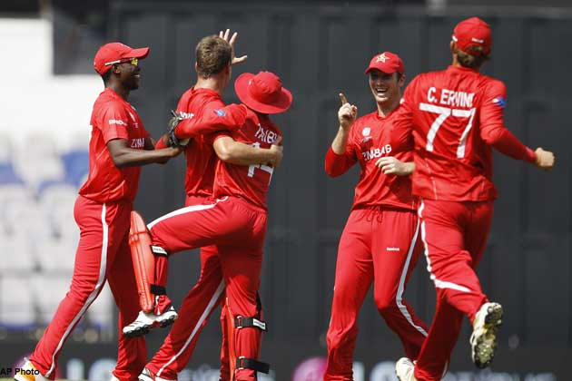 Zimbabwe's overall record in New Zealand is not as lopsided as some of their other records.
