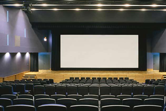 visit on cinema hall