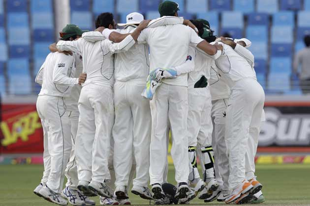 <b>Jaspreet Sahni:</b> After a clean-sweep against England, Pakistan are on their way to redemption.