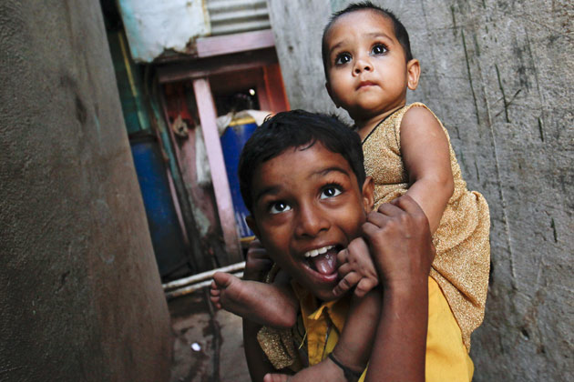 Slum Kids In Urban Areas Most Deprived Report News18