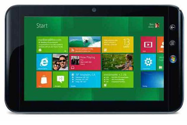 Dell to re enter tablet market with windows 8 news18 for 126 incorrect key file for table