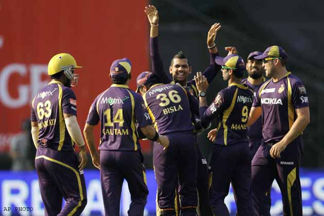 Chasing 135 for victory, Kolkata Knight Riders lost by two runs to Kings XI Punjab on Sunday.