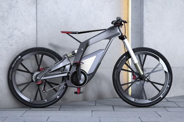 Audi E Bike An 80 Kmph Bicycle