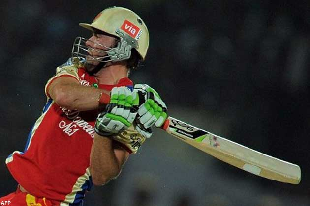 On his day, AB de Villiers can set a cricket field on fire like no one else, and Deccan Chargers can testify that.