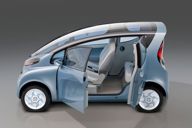 The Rs Lakh Tata Emo Electric Car