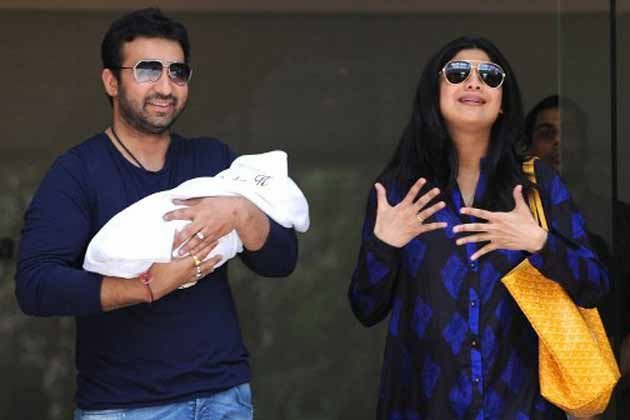 Shilpa Shetty Raj Kundras Son Named Viaan