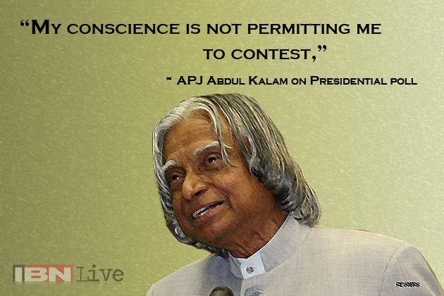 Full text of apj abdul kalam 39 s official statement news18 for Abduls indian bengali cuisine