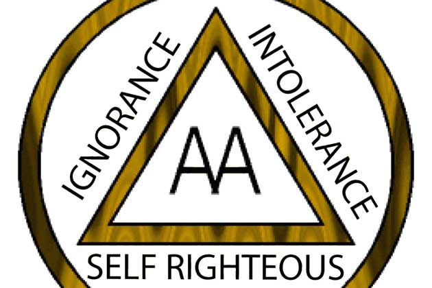 alcoholics anonymous letting go of alcohol abuse Anyone who needs an aa fix will be able to get one, though it may require  23  million people grapple with severe alcohol or drug abuse—more than  for aa- related activity, it had no problem letting professional institutions.