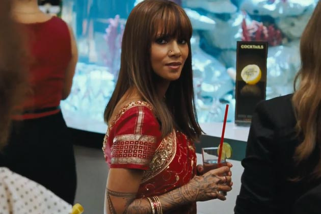 Image result for halle berry in saree Cloud Atlas',