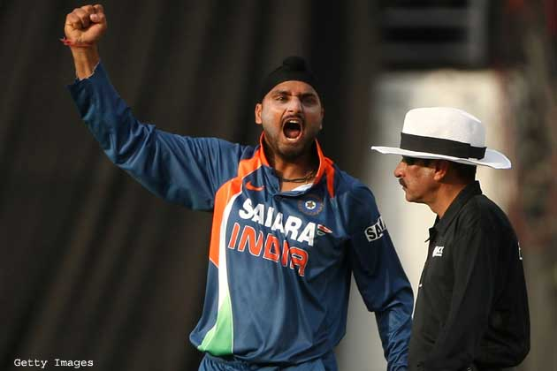 Besides the form and rhythm, Harbhajan has run out of luck and steam of late.