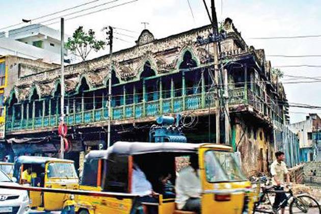 Heritage Buildings Hyderabad 183 Buildings in Old Hyderabad