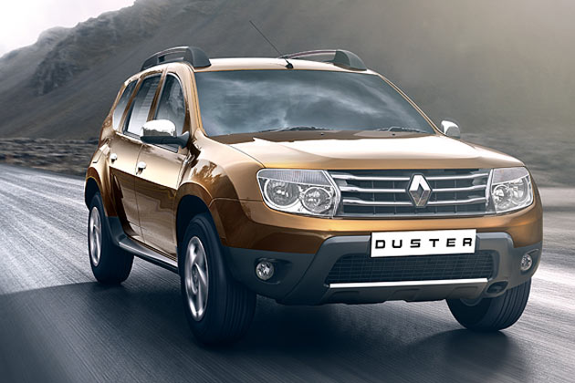 Review Renault Duster Suv In India