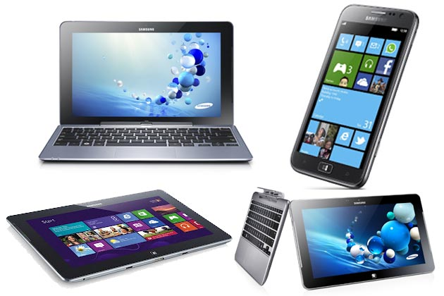 Samsung announces Windows 8 PCs, tablet, phone - News18
