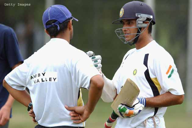 Sourav Ganguly as coach and Rahul Dravid as batting consultant will make a formidable pair for Team India.
