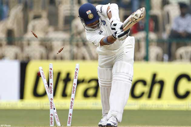 Isn't Irani Trophy the perfect opportunity for Tendulkar to plug the holes in his defence exposed by NZ?