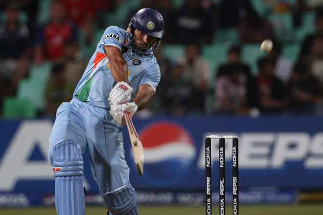 Five years ago to the day, Yuvraj Singh etched his name into the record books with a stunning assault on Stuart Broad in Durban.