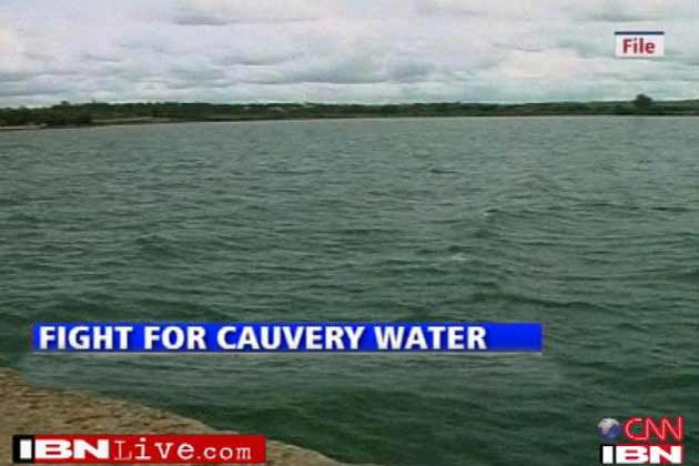 Image result for cauvery water dispute