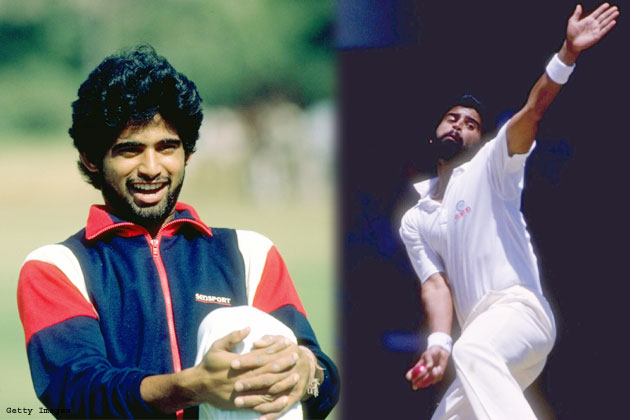 Twenty-five years to the day he took the first World Cup hat-trick, the former Indian pace bowler recalls that match and the support he received from two Indian icons.