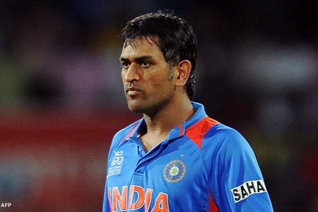 Time has come to put an arm around Dhoni and ask how he is feeling about leading India in three different formats.