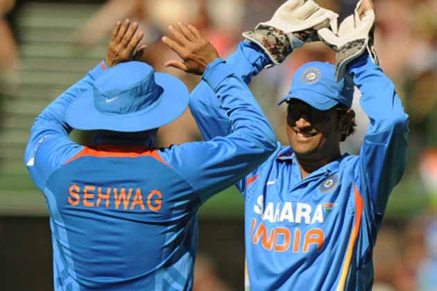 Cricketnext has learned that Dhoni's asking Sehwag to sit out of the Indian team recently resulted in an ugly tiff between the two seniors.