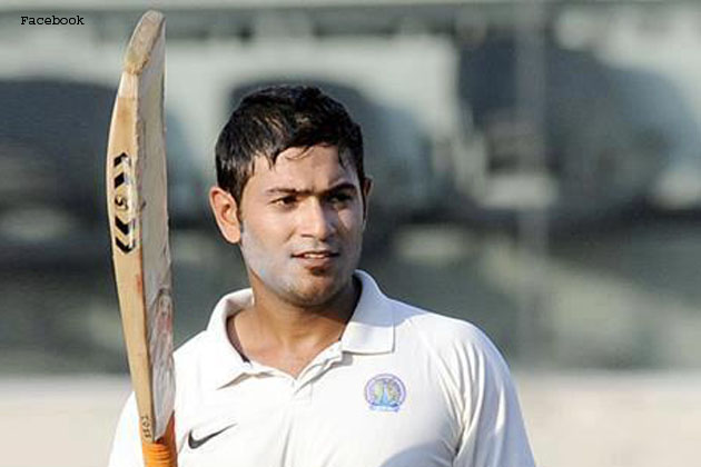 The Rajasthan batsman is on a high after a superb 2011-12 Ranji season and has his sights firmly trained on representing India with distinction.