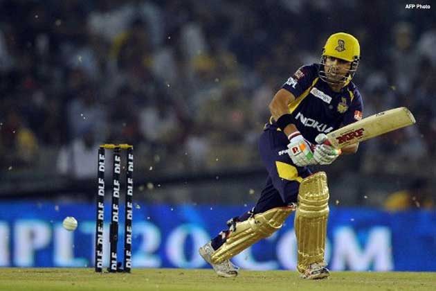 Kolkata Knight Riders pitched in a clinical all-round performance in their last Group match of the Champions League 2012 to register a thumping victory over Titans.