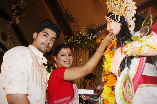 Debina wedding