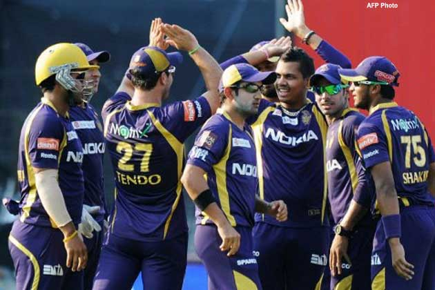 Having lost their previous two matches, KKR needed a win to stay in the tournament but rain forced abandonment of play after 14 overs of the Titans' innings.