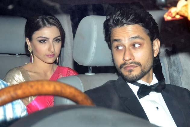 Saif Ali Khan And Kareena Kapoors Wedding Saifs Party At Taj Hotel