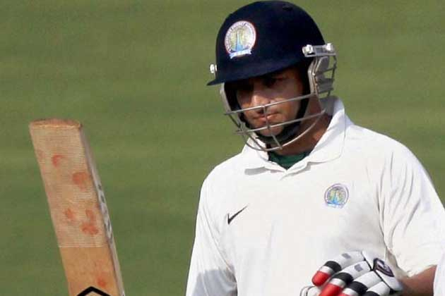 The Rajasthan captain hit his 32nd first-class ton and Saxena his 11th.