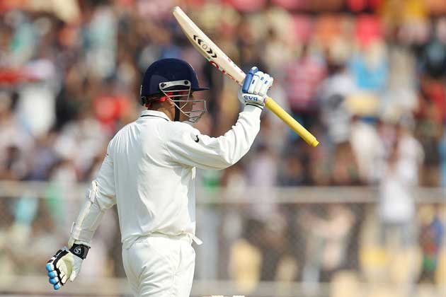 The Indian opener stuck to his mantra of 'my way or the highway' to silence the critics with his 23rd Test century in the first Test against England.