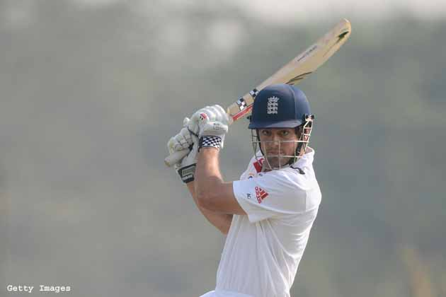 England go 2-1 up in the four match series, with the last Test starting in Nagpur from coming Thursday.
