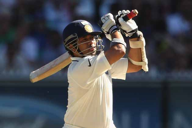 Anderson got the reward for his persistence as he got rid of Tendulkar for 76, while Swann got the wicket of Yuvraj, who made 32.