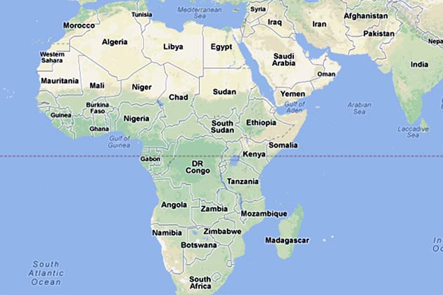Chalking a resourceefficient path for Africa  News18