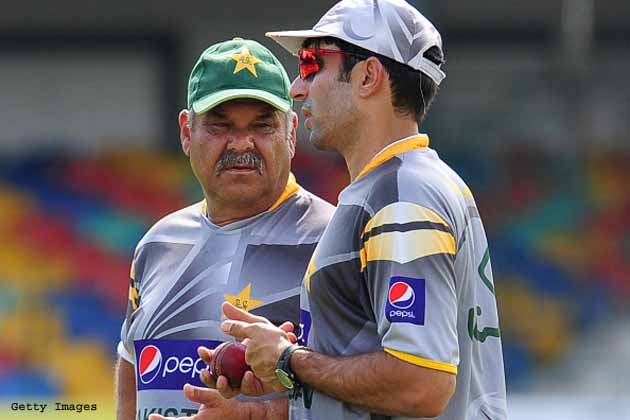 Miffed with certain selections and exclusions for the South Africa tour, Pakistan's captain and coach apparently walked out of a selection meeting.