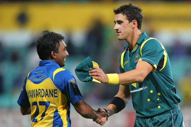 Rain forces abandonment of 4th Aus-SL ODI