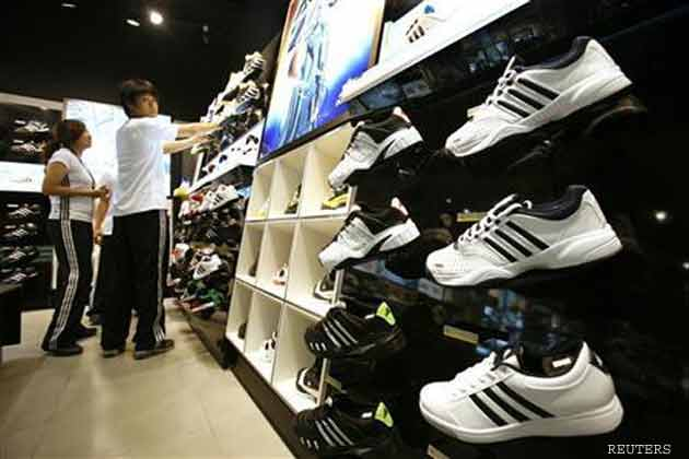adidas shoes showroom