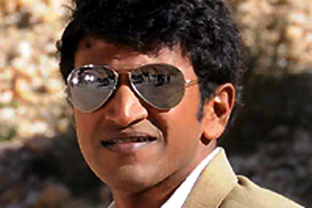 puneet rajkumar family photos
