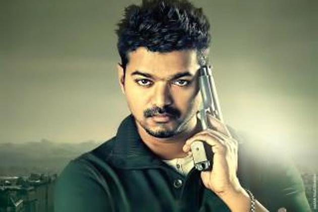 Vijay Spotted Shooting At Sivaji Ganesan's House - Desimartini