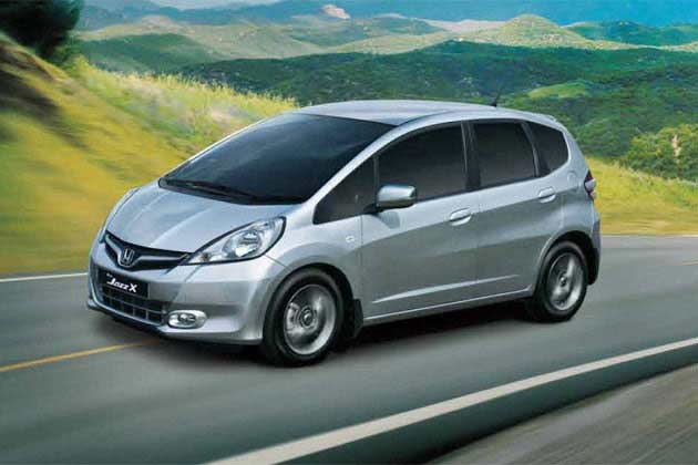 Next Generation Honda Jazz 2014 Next Generation Jazz Next
