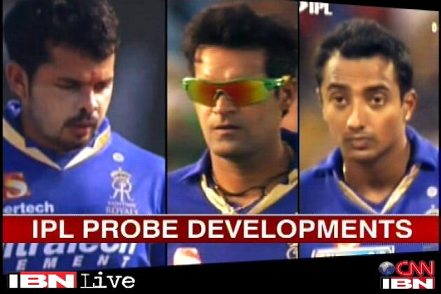IPL 6 spot-fixing stain