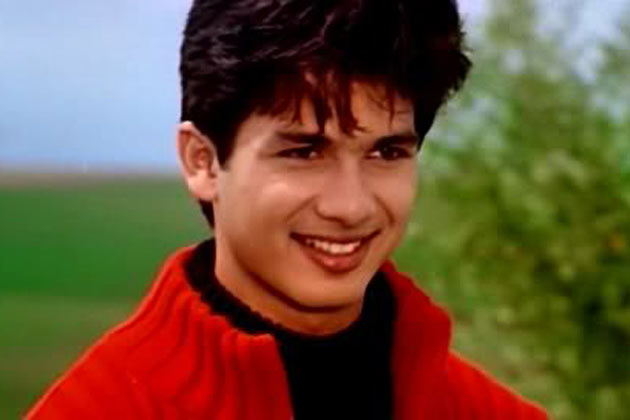 Image result for shahid kapoor debut