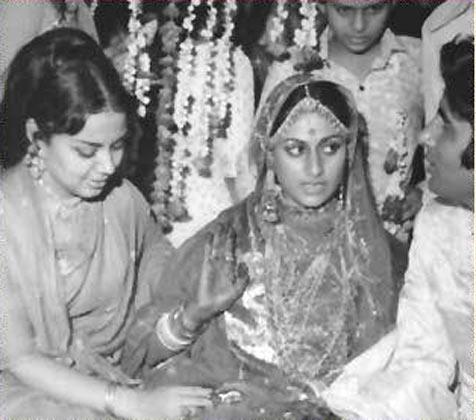 Happy Anniversary Jaya Amitabh Bachchan Forty Years Of
