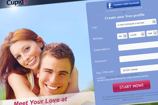 One cupid online dating