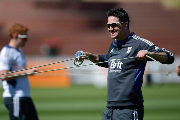 Pietersen pumped up about returning to action