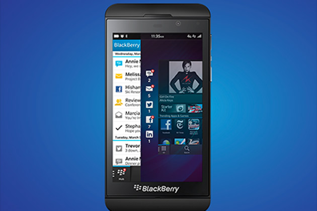 Users of BlackBerry Bold 9900