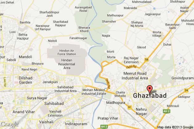 Ghaziabad DM stops registry of plots and land in unauthorised