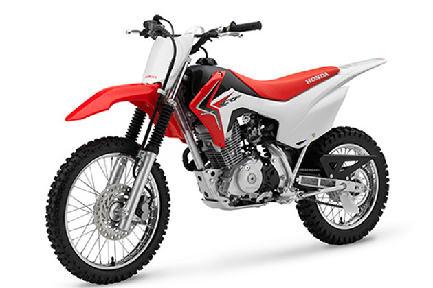 First Honda 2014 Honda Crf125f First Look