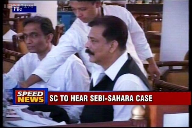 sahara vs sebi case Sahara india real estate corpn ltd v sebi, (2012) 10 scc 603 press and media laws (iii) proportionality - order of postponement will only be appropriate in cases.